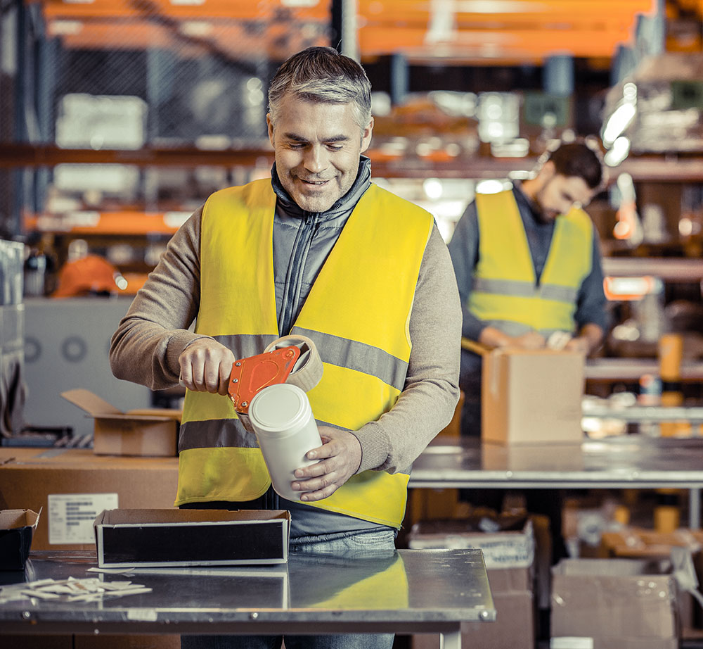 eCommerce Fulfillment Services - Packaging Merchandise