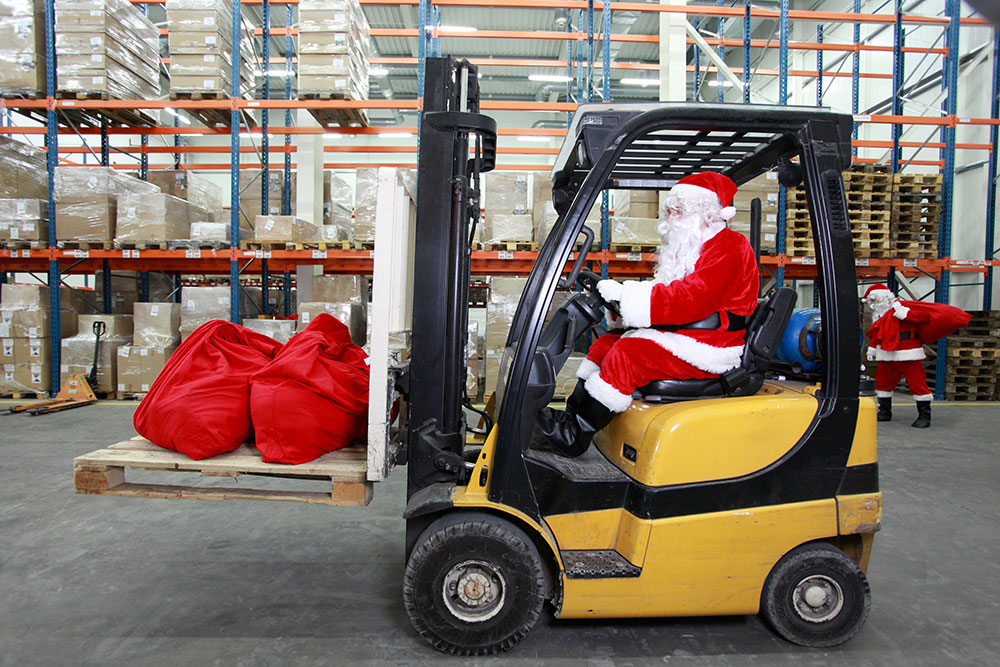 Seasonal Inventory Solutions - Holiday Season