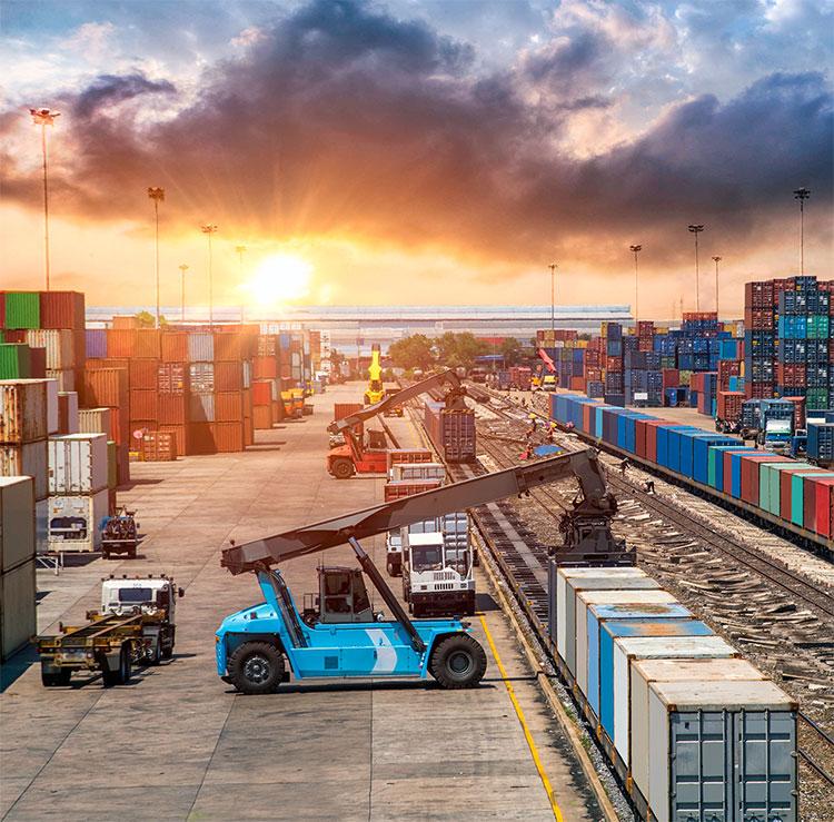 GFS Logistics - Transloading