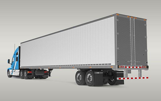 GFS Logistics Trailer Storage
